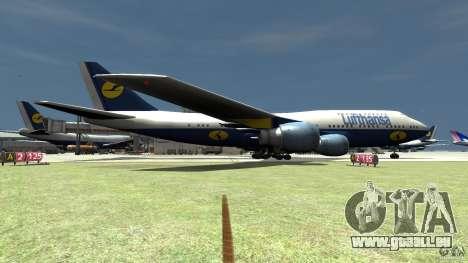 Lufthansa Airplanes pour GTA 4