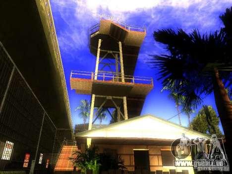 Base de Grove Street pour GTA San Andreas septième écran
