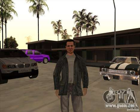 Die Haut ist ein Mitglied der mafia für GTA San Andreas