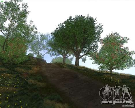 Project Oblivion HQ V1.1 für GTA San Andreas achten Screenshot