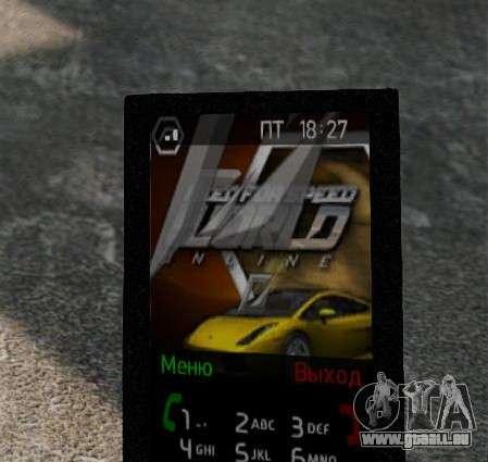 Neue Themen für dein Handy für GTA 4 fünften Screenshot