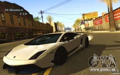 SA Illusion-S V2.0 pour GTA San Andreas