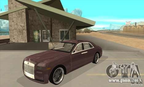 Rolls-Royce Ghost 2010 pour GTA San Andreas