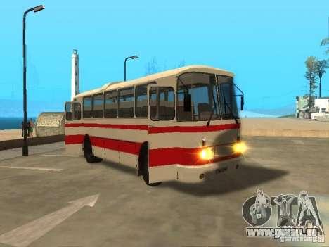 LAZ 699R 98021 für GTA San Andreas Innen