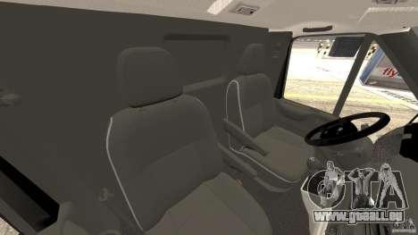 Ford Transit Joen Loka [ELS] pour GTA 4 est une vue de l'intérieur