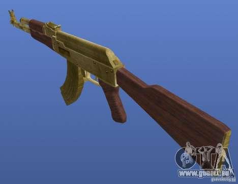 Weapons Retex pour GTA 4 secondes d'écran