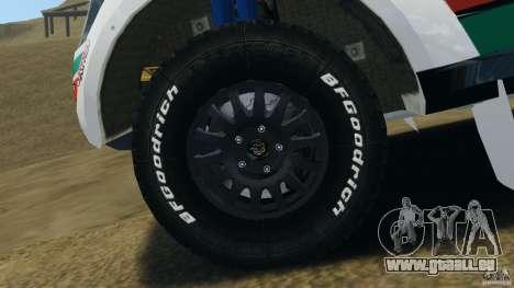Mitsubishi Montero EVO MPR11 2005 v1.0 [EPM] für GTA 4 Seitenansicht