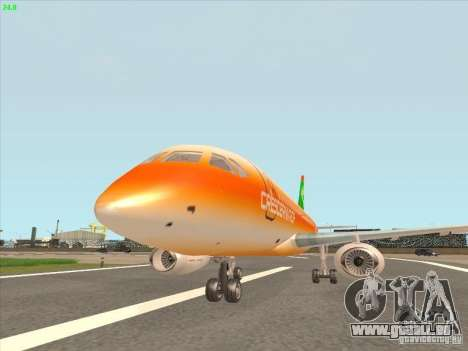 Sukhoi Superjet-100 pour GTA San Andreas