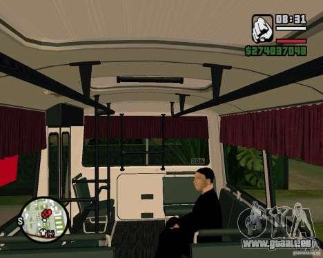 Fähigkeit zu sitzen für GTA San Andreas zweiten Screenshot