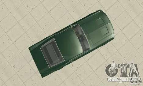 Ford Mustang Bullitt 1968 v.2 für GTA San Andreas rechten Ansicht