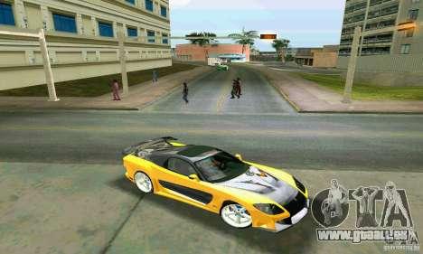 Mazda RX7 VeilSide für GTA Vice City