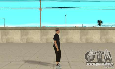 David Blane Skin pour GTA San Andreas