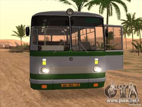 Nouveaux scripts pour les autobus. 2.0 pour GTA San Andreas