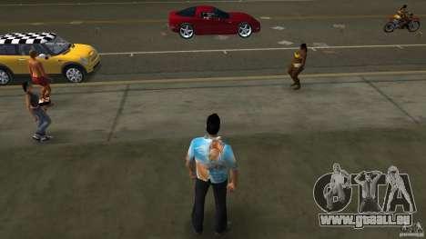 Royo Skin mit Brille GTA Vice City pour la deuxième capture d'écran
