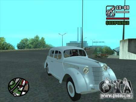 AZLK 400 pour GTA San Andreas