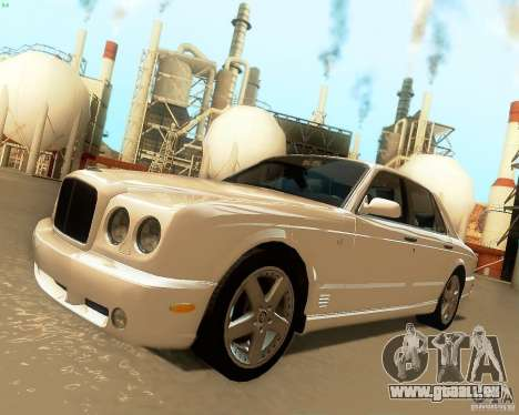 Bentley Arnage pour GTA San Andreas