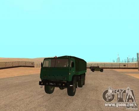 KAMAZ 4310 für GTA San Andreas