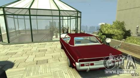 AMC Matador für GTA 4 hinten links Ansicht