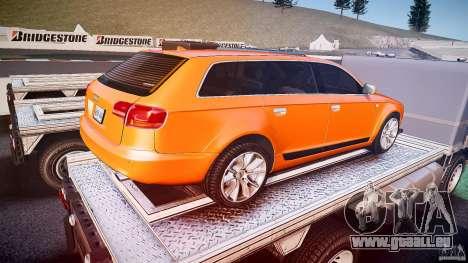 Audi A6 Allroad Quattro 2007 wheel 2 für GTA 4