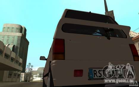 Daewoo Tico SX für GTA San Andreas rechten Ansicht