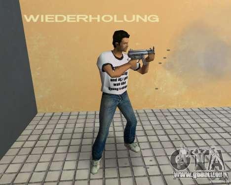 MP5K für GTA Vice City zweiten Screenshot