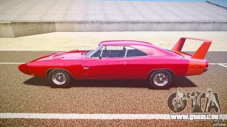 Dodge Charger Daytona 1969 [EPM] pour GTA 4 est une gauche
