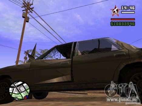 ENBSeries für GForce 5200 FX v3. 0 für GTA San Andreas fünften Screenshot