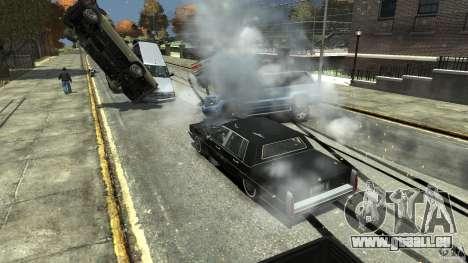 Heavy Car pour GTA 4 secondes d'écran