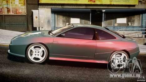 Fiat T20 Coupe pour GTA 4 est une gauche