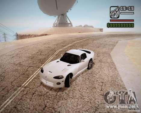 SA DirectX v1.2a für GTA San Andreas dritten Screenshot