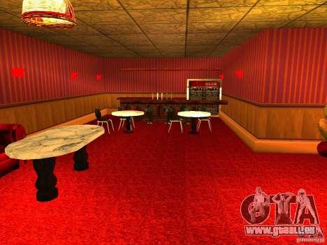 Bordel Cj v1.0 pour GTA San Andreas sixième écran