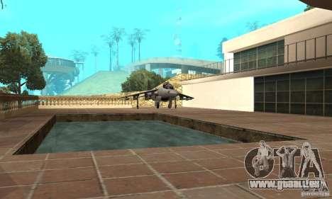 Guerre aérienne pour GTA San Andreas cinquième écran