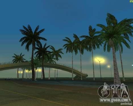 Real palms v2.0 für GTA San Andreas