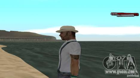 Skin Pack The Rifa Gang HD pour GTA San Andreas douzième écran
