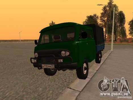 UAZ 39094 pour GTA San Andreas