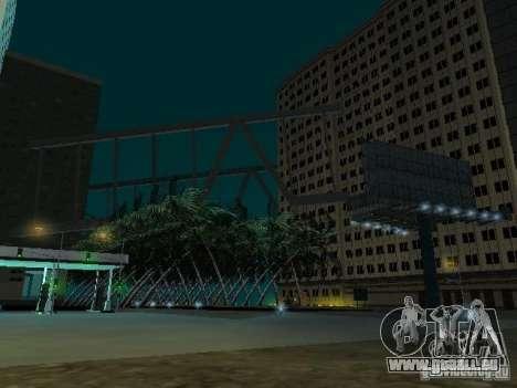 Nouvelle ville v1 pour GTA San Andreas cinquième écran