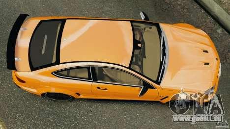 Mercedes-Benz C63 AMG 2012 pour GTA 4 est un droit