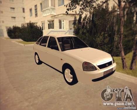 Lada 2172 Granta für GTA San Andreas