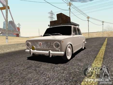 LowEND PCs ENB Config pour GTA San Andreas