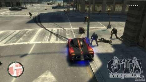 Contagium v1.2b für GTA 4 Zehntel Screenshot