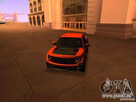 Ford F-150 SVT Raptor 2009 Final für GTA San Andreas