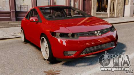 Honda Civic Si pour GTA 4