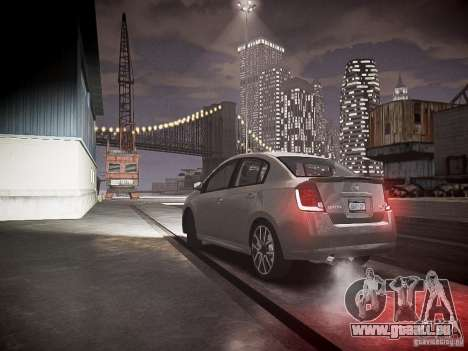 Nissan Sentra SE-R Spec V für GTA 4 linke Ansicht