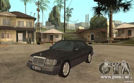 Mercedes-Benz 320CE C124 pour GTA San Andreas