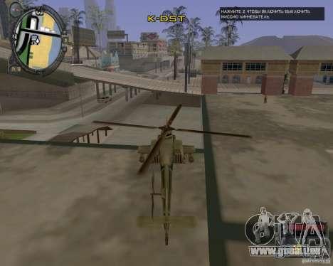 iCEnhancer beta für GTA San Andreas dritten Screenshot
