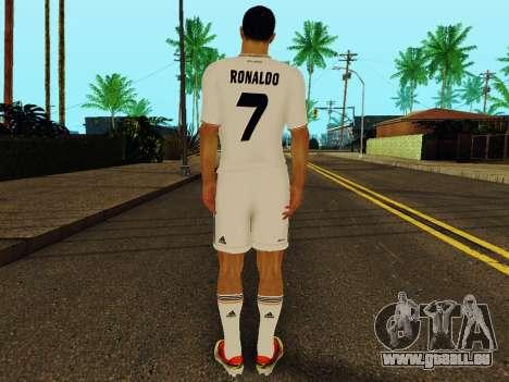 Cristiano Ronaldo-v1 für GTA San Andreas her Screenshot