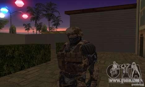 Crysis NanoSuit für GTA San Andreas
