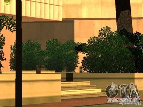 Végétation parfaite c. 2 pour GTA San Andreas septième écran