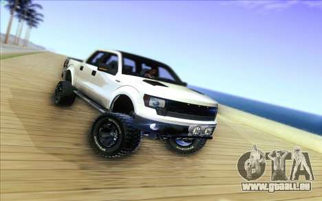 Ford F-150 Carryer Metal Mulisha für GTA San Andreas