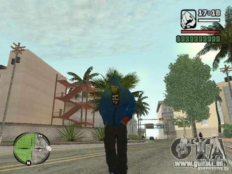 RunMan für GTA San Andreas her Screenshot